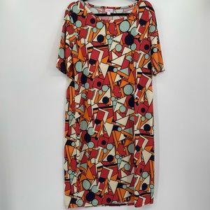 NWT LuLaRoe Julia Dress Size 3XL